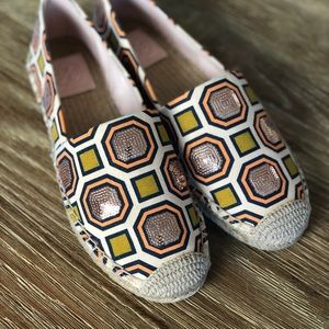 Tory Burch Espadrilles size 7